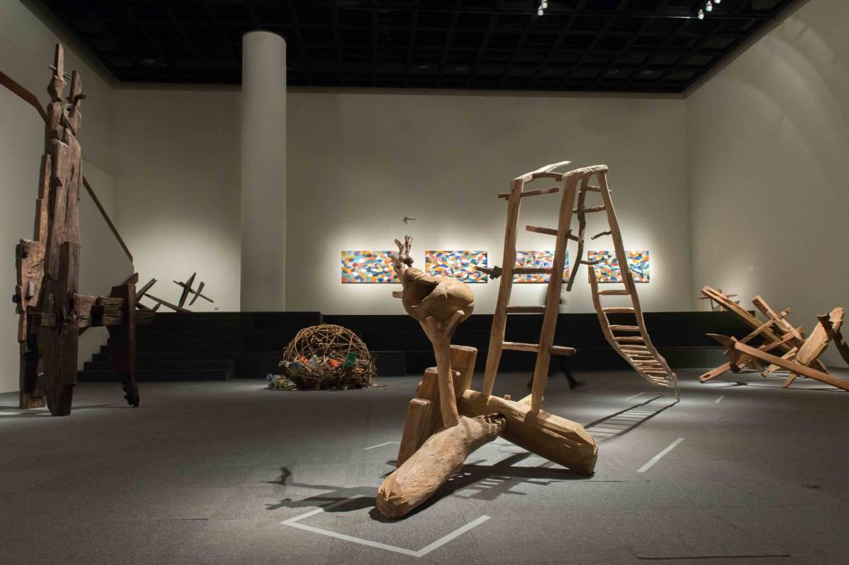 《邊界敘譜—五十步的空間》拉黑子 ‧ 達立夫個展