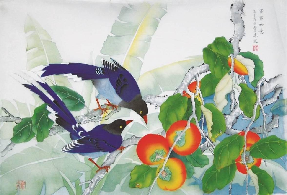 陳牧-藍鵲