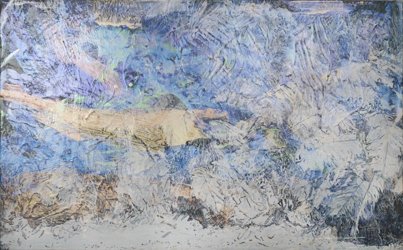許聖泓,《森林2》,2015。