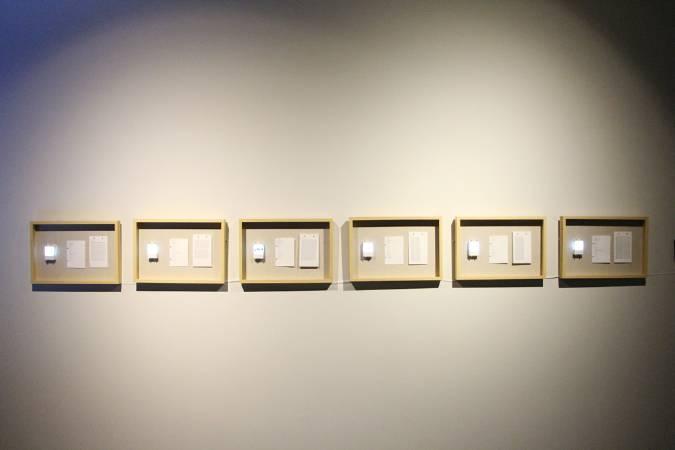 沈聖博,《Frames》,2011。圖/非池中藝術網攝。