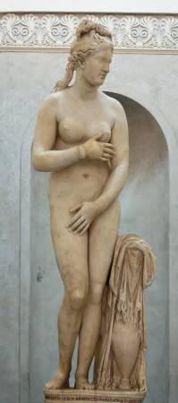 《卡比托利歐的維納斯》。圖/取自Wikipedia。