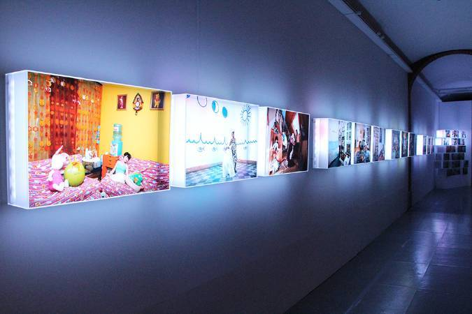 《世界女人的房間》。圖/非池中藝術網攝。