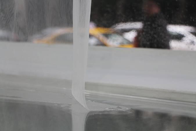 池田剛介《水之邊界:振幅》。圖/非池中藝術網攝。