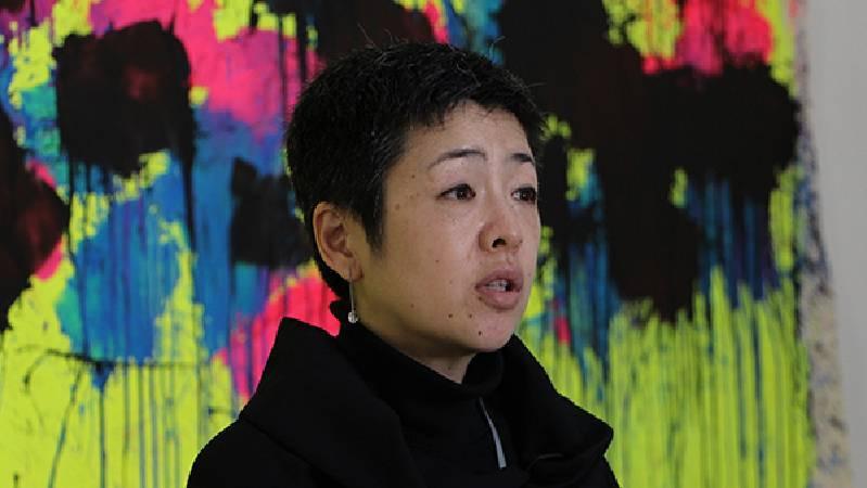 日本Taka Ishii Gallery。圖/非池中藝術網攝。