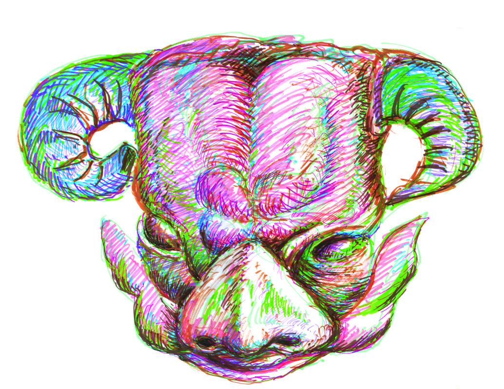 人界–牛 Ox