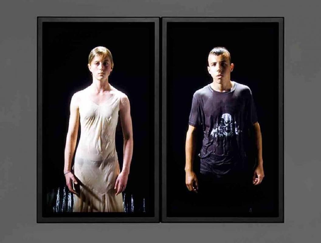 圖片來源/亞洲大學現代美術館/Bill Viola