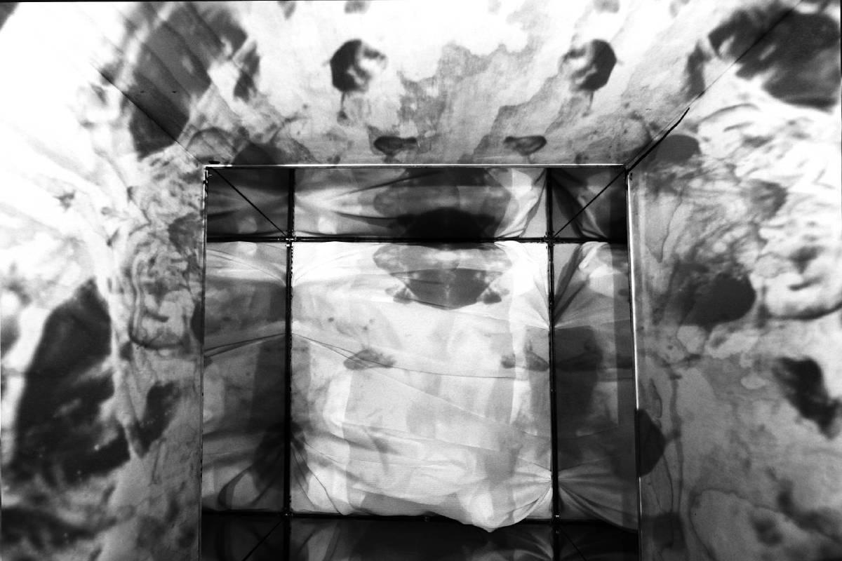 莊金龍,《色域II》,2016。