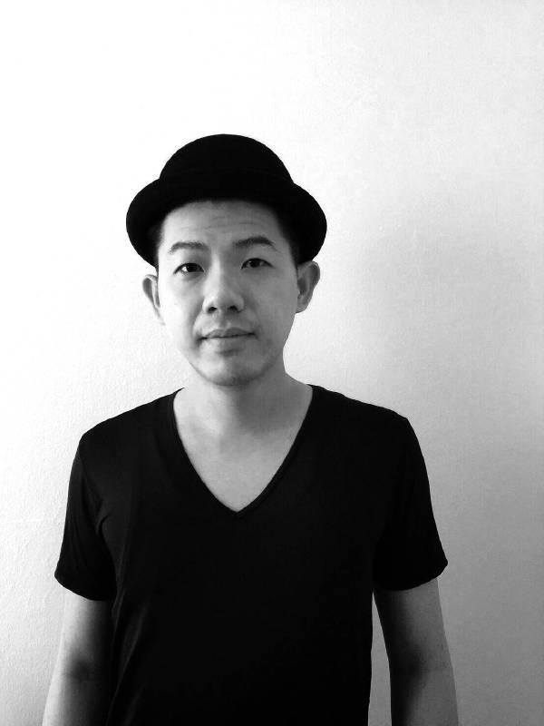 藝術家莊金龍。