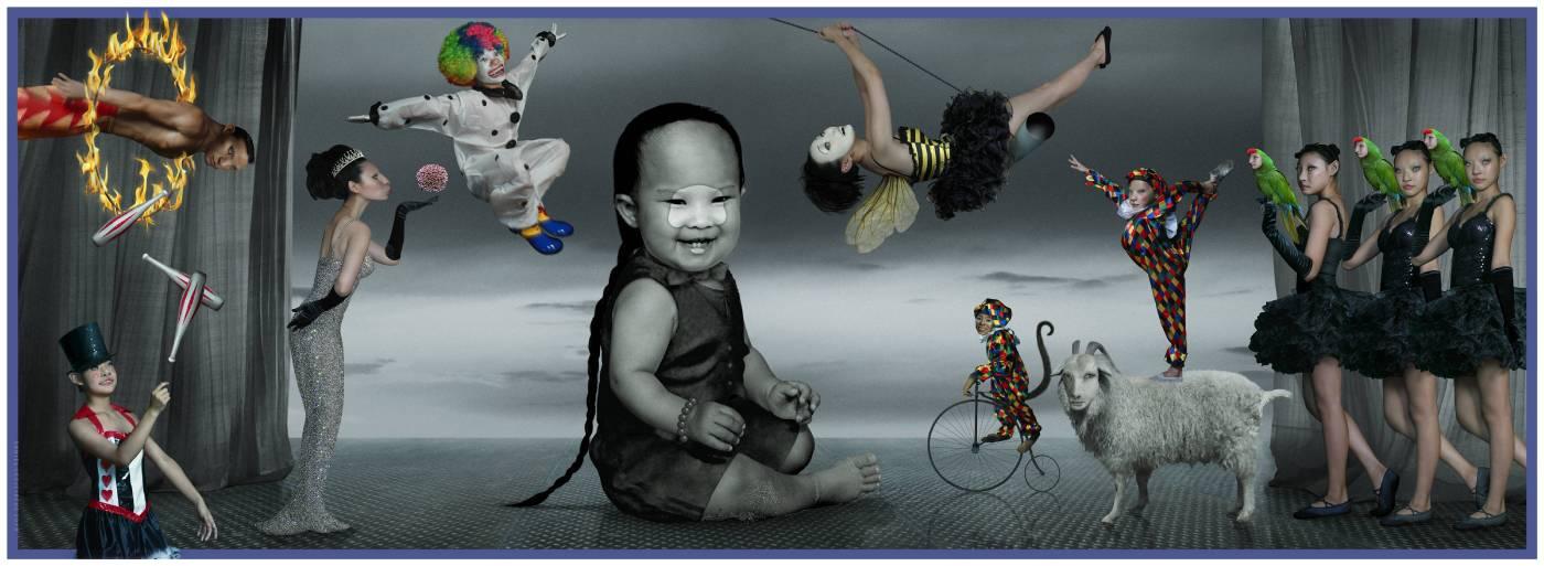 「馬戲團Circus」系列,〈馬戲團〉,2011