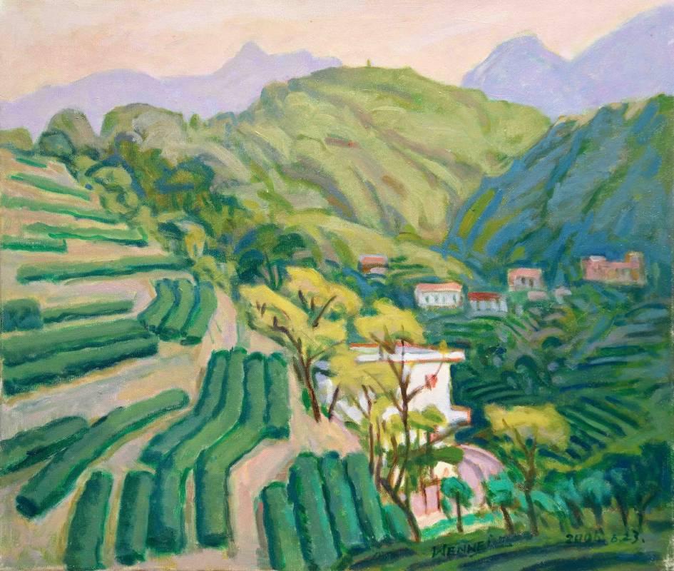 劉文煒-文山農場的下午