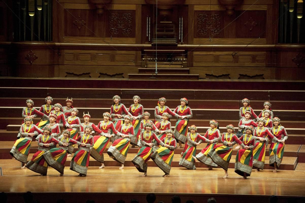 臺灣|希望兒童合唱團《憶!美麗的歌謠》