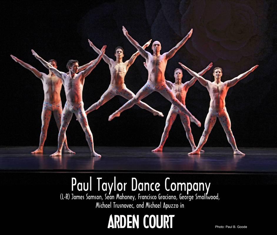 美國|保羅泰勒舞團《保羅泰勒舞團選粹》|攝影:Paul B. Goode