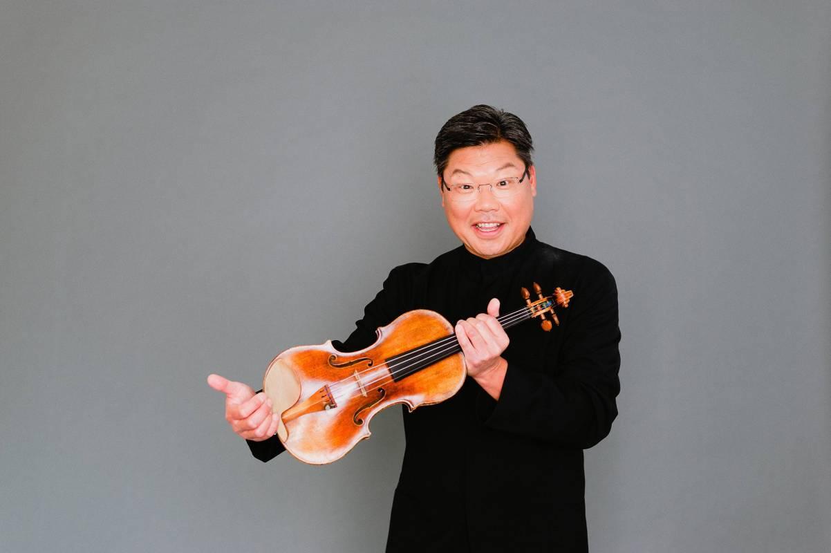美國|Benny Kim《布拉姆斯之夜-Benny Kim小提琴獨奏會》