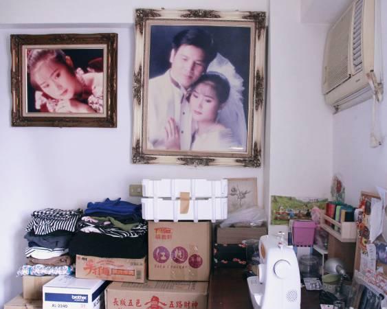 劉貞伶〈Being married for 25 years〉。圖/非池中藝術網。