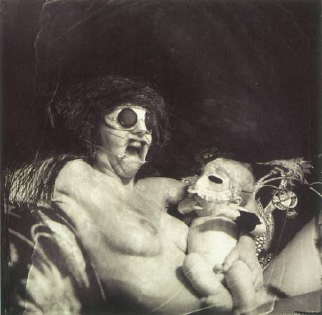 Joel-Peter Witkin《Mother and Child, New Mexico》,1979。