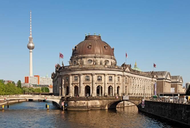 德國柏林博德博物館。圖/取自artnet。