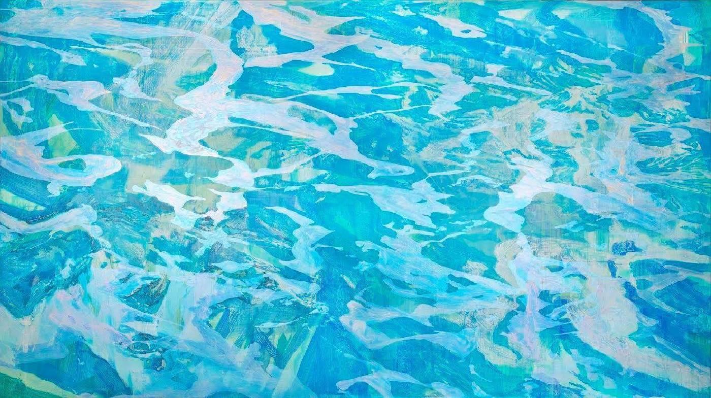 許聖泓 ,《海景圖》。