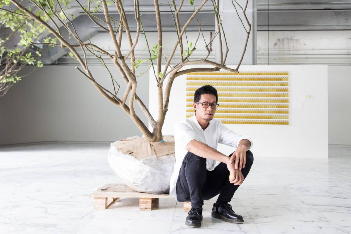 藝術家黃博志