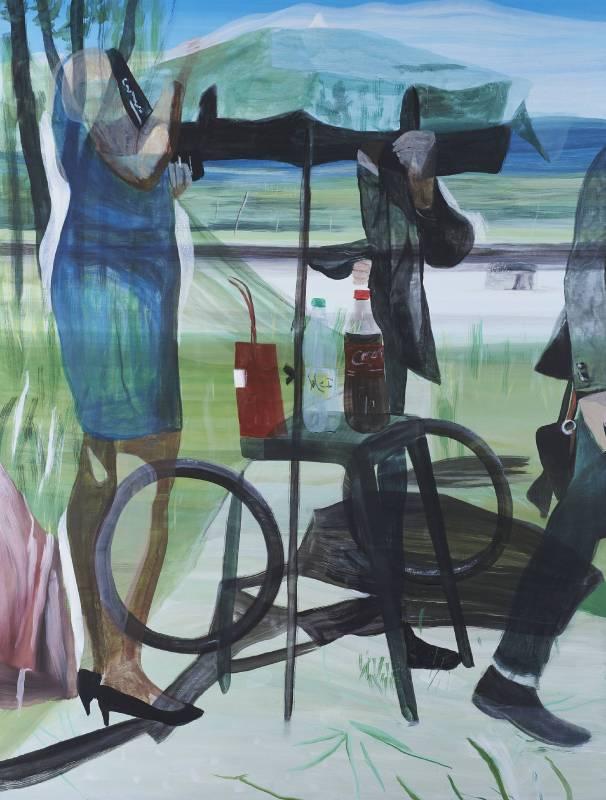 Marc Desgrandchamps_Untitled(1995)