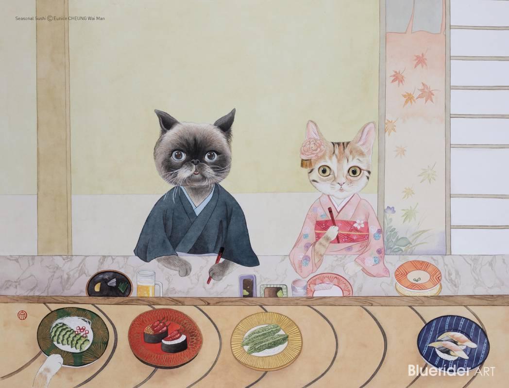 Seasonal Sushi_明將壽司