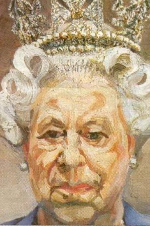 《伊麗莎白二世畫像》