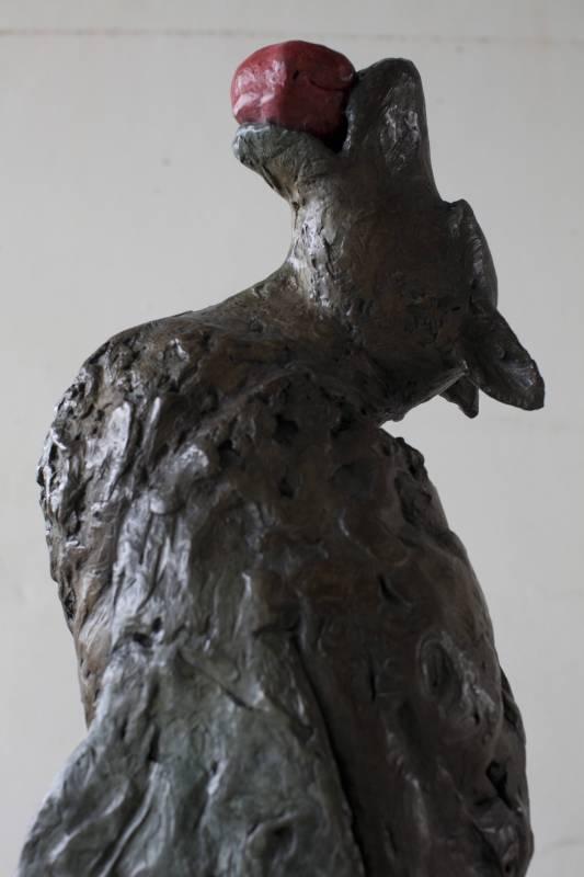 Copper 古柏  雕塑作品