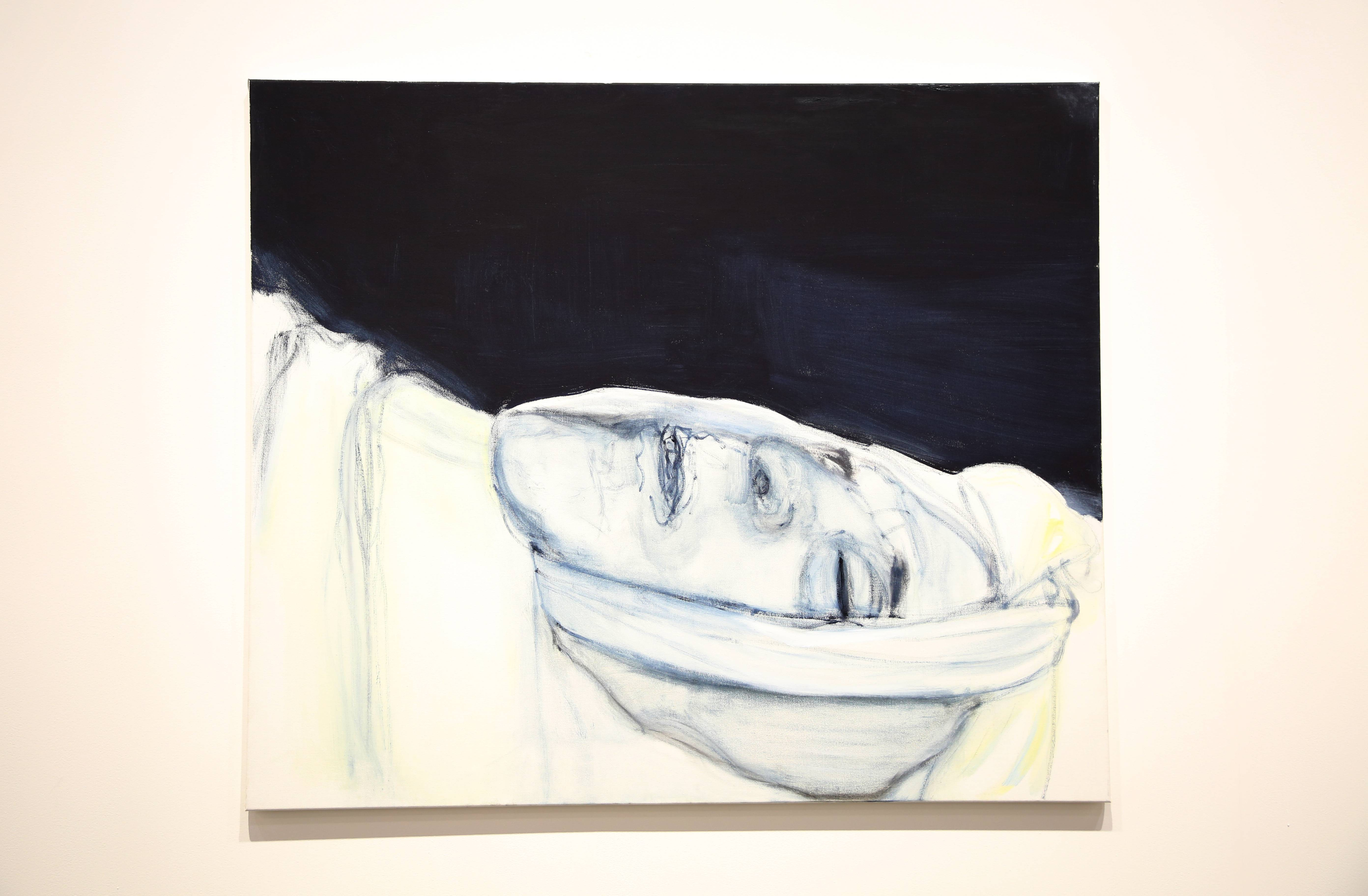 卓納畫廊Marlene Dumas作品