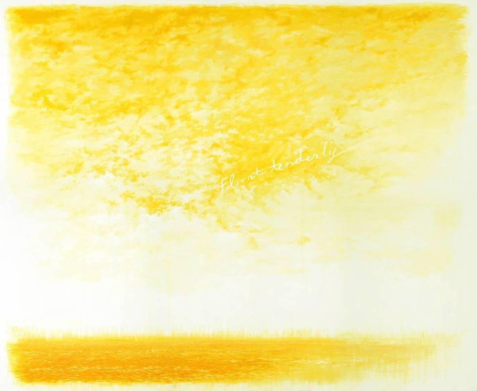 王璽安 - 一件輕柔的繪畫