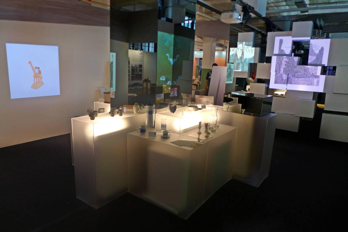 國美館參與2017臺灣文博會, 展出源自典藏藝術品的衍生商品