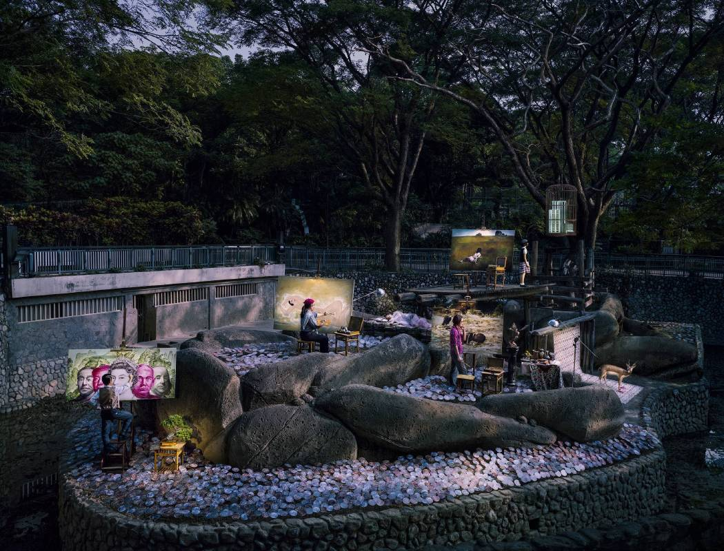 周慶輝, 人的莊園No. 5