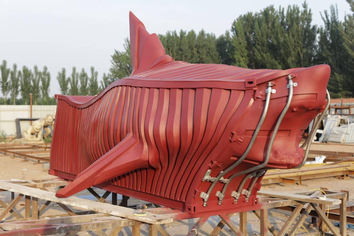 李暉 <涅槃-鯊魚> LI HUI -Nirvana-Shark