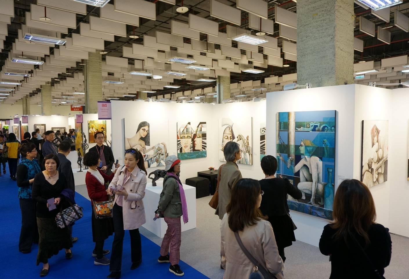 「2018國際藝術家大獎賽」即日起受理報名,年滿18歲以上的藝術創作者均可參賽。
