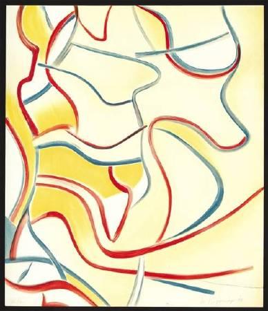 Willem de Kooning, 1986