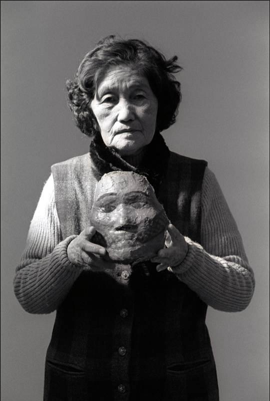 黃子明 《面具:何秀鳳》 Tzu-Ming Huang <The Mask, Ho Shio Feng>