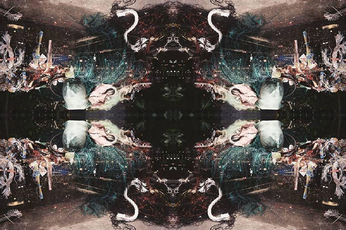 《暗物質》 © MR.CODIN 林佾璁