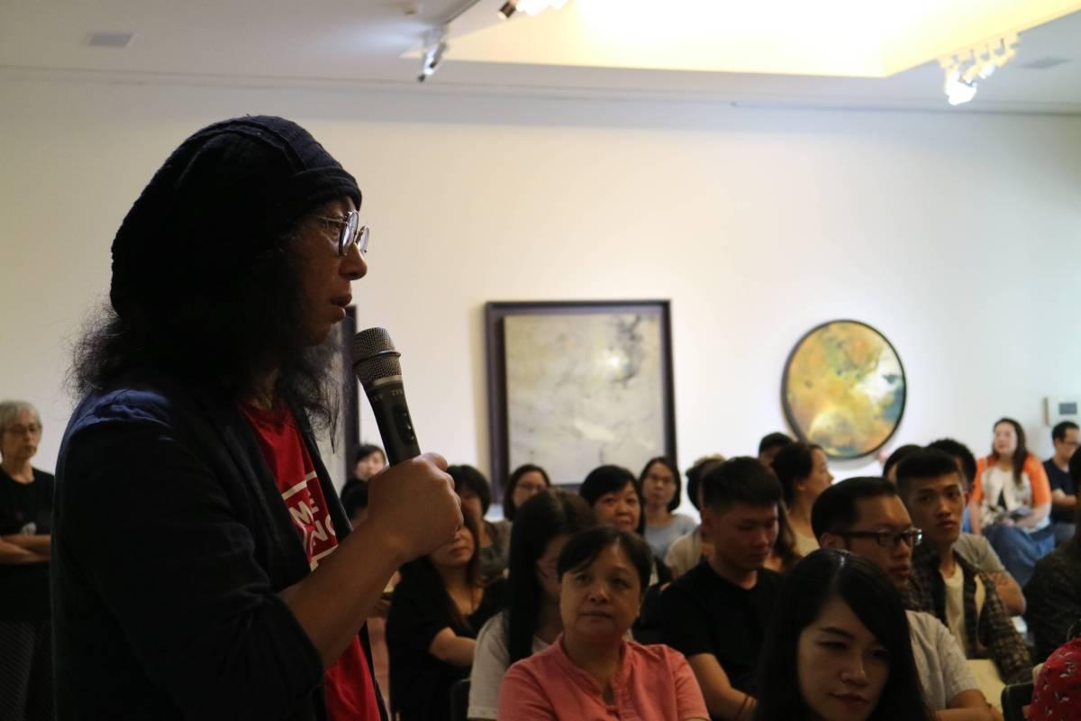 Artist Talk│9/9(六)15:00│與談人:陳貺怡、廖仁義、董心如