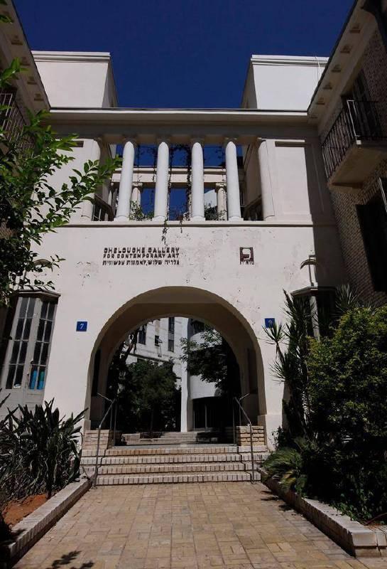 以色列「切勞奇當代藝廊」 (Chelouche Gallery - Contemporary Art in Israel)