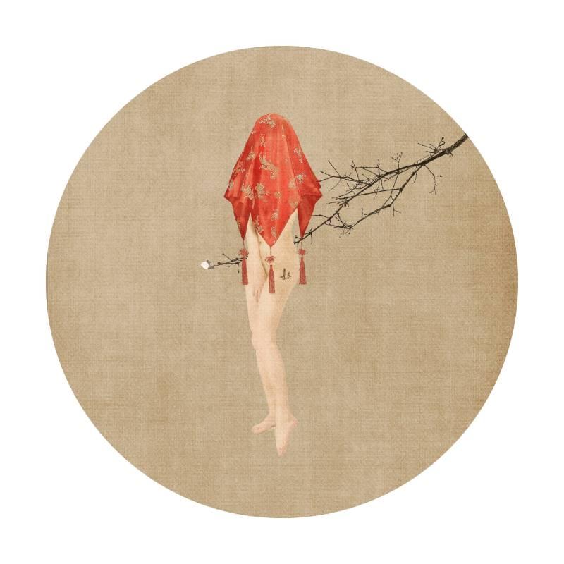 黃意倫,《Feminine-Cover》