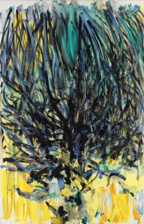 米謝爾《椴樹》(Tilleul),1978。