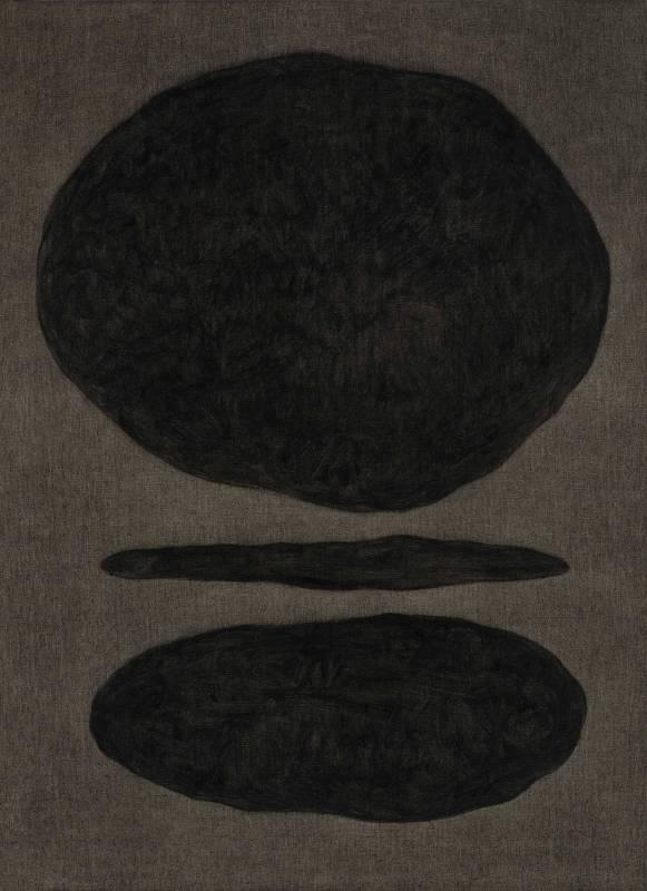 王董碩 風景 110 x 80 cm 油彩,畫布 2017