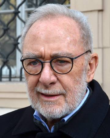 葛哈.里希特(Gerhard Richter),photo:wiki Author:Jindřich Nosek (NoJin)