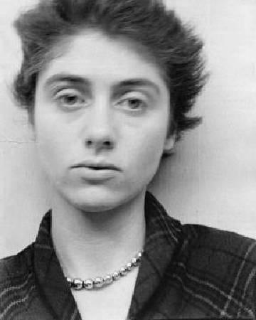Diane Arbus。圖/取自Wikipedia。