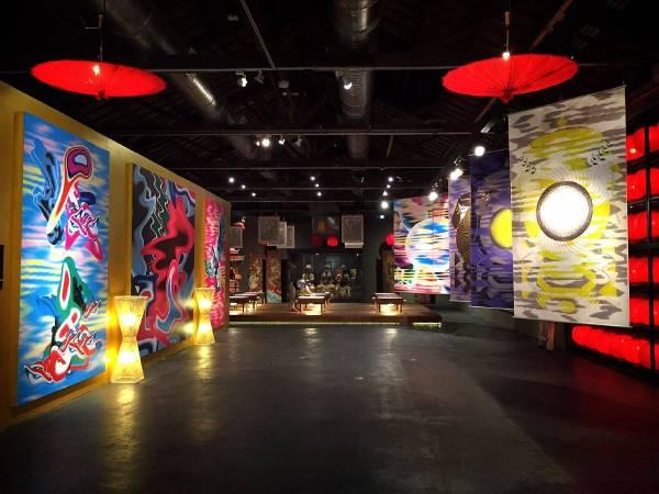 近未來的交陪:2017蕭壠國際當代藝術節。圖/台新藝術獎提供。