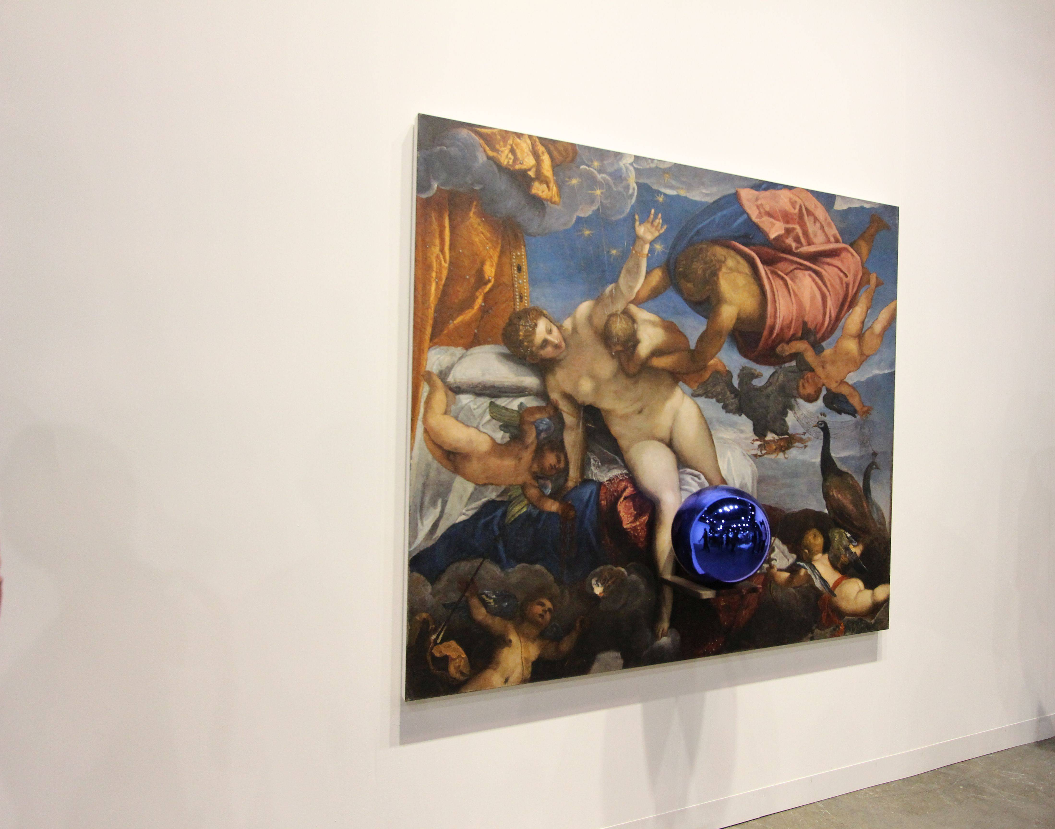 卓納畫廊-Jeff Koons