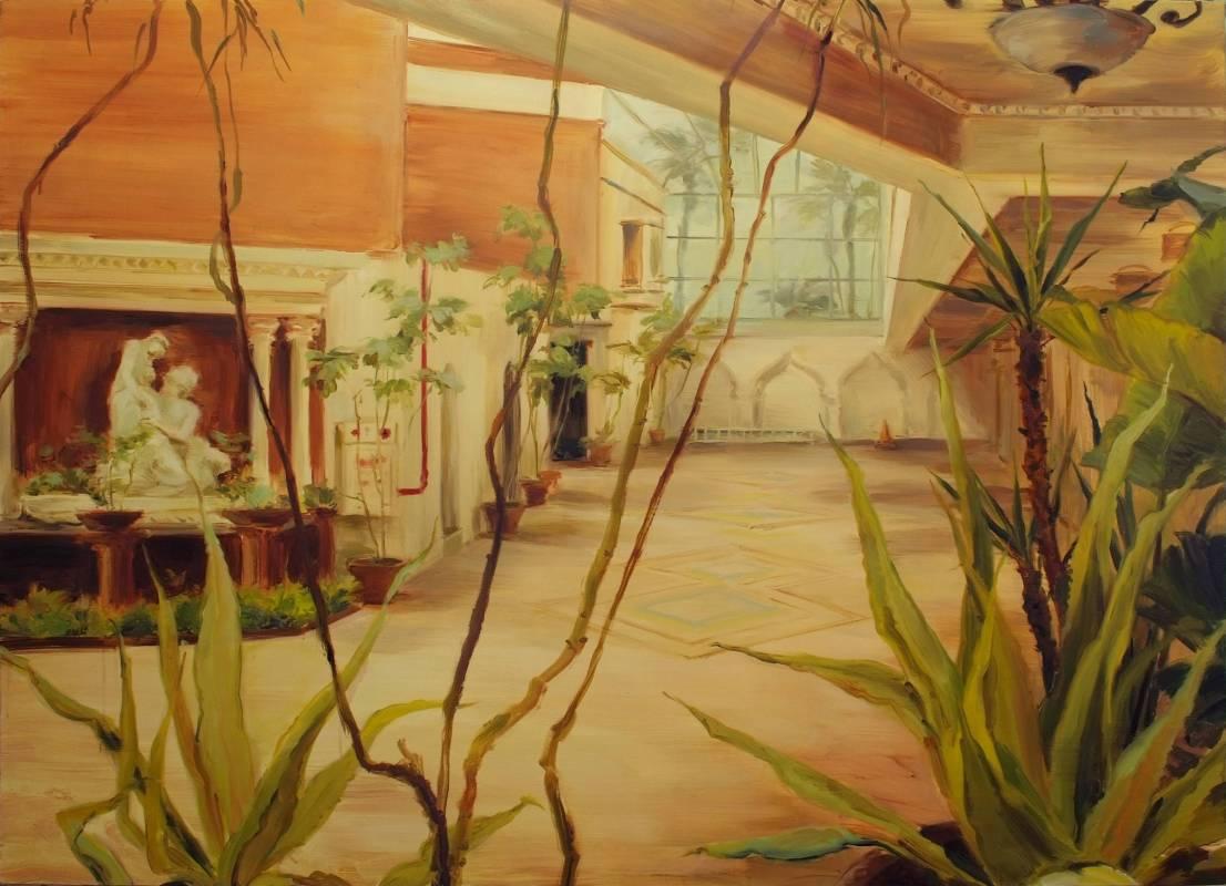 1. 鄒享想 Tsou Hsiang Hsiang, 'No.37', 2017, 油畫顏料、畫布 oil on canvas, 145x112cm