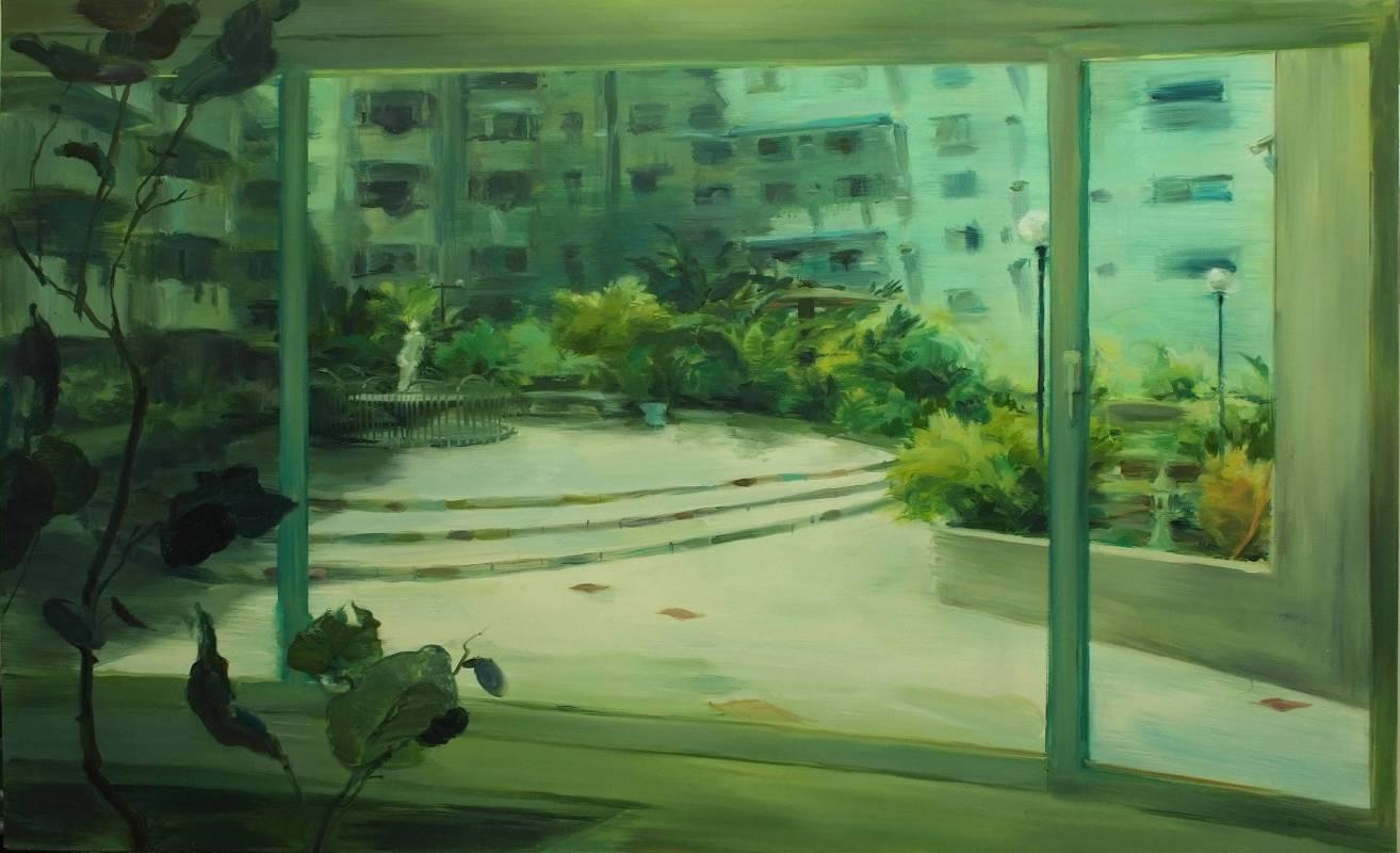 3. 鄒享想 Tsou Hsiang Hsiang, 'No.6', 2017, 油畫顏料、畫布 oil on canvas, 145.5x89cm