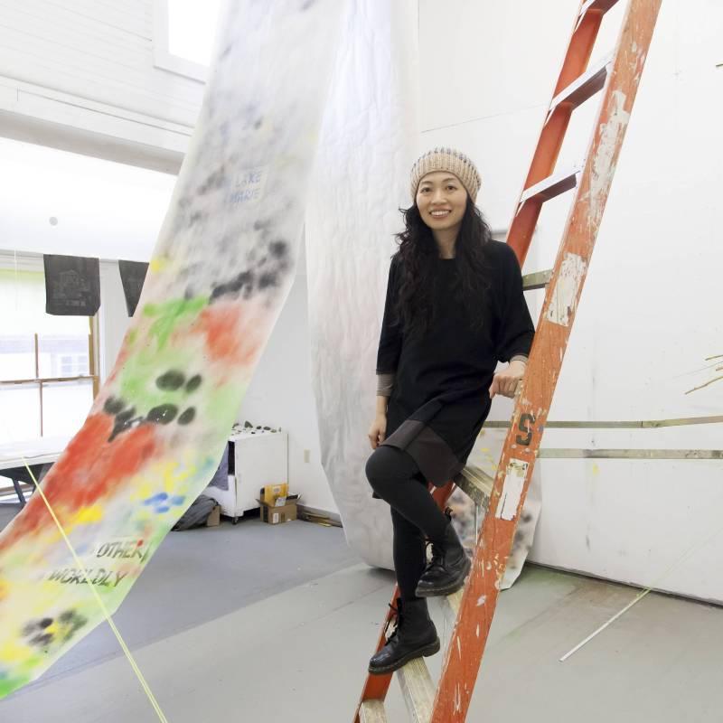 藝術家 吳孟真