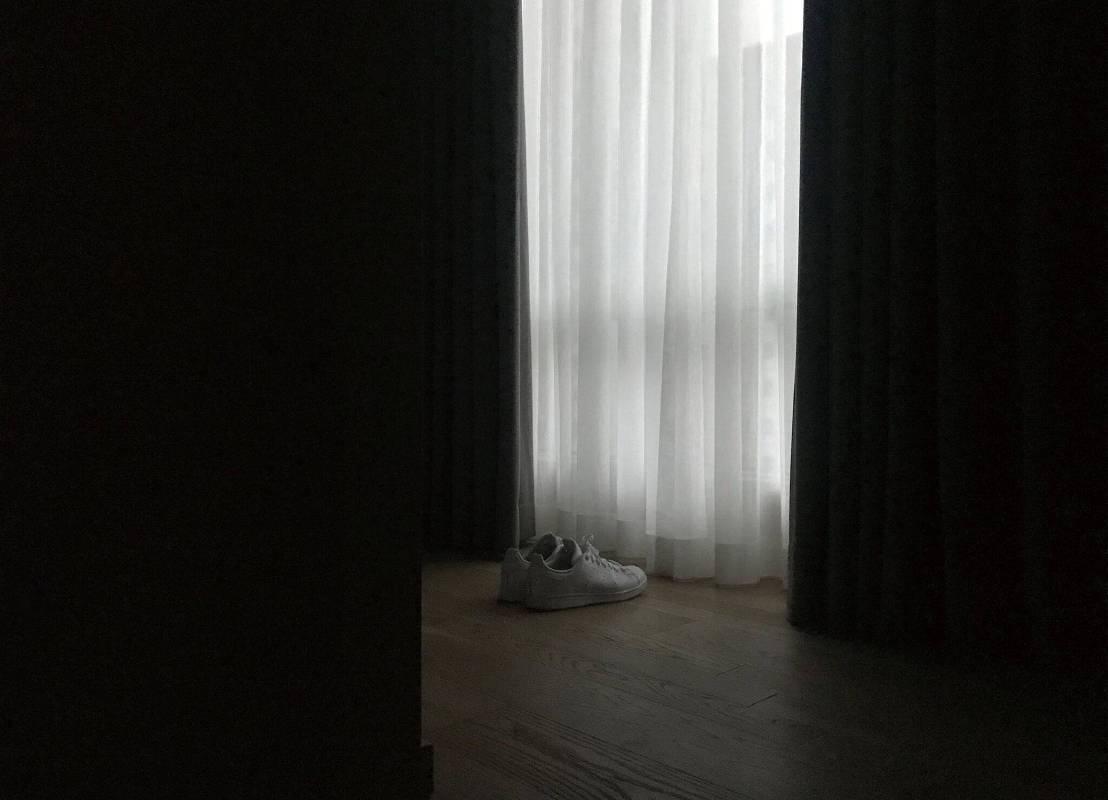 「陳松志-無法專心的煙」現地製作裝置_作品示意圖_就在藝術空間_preview