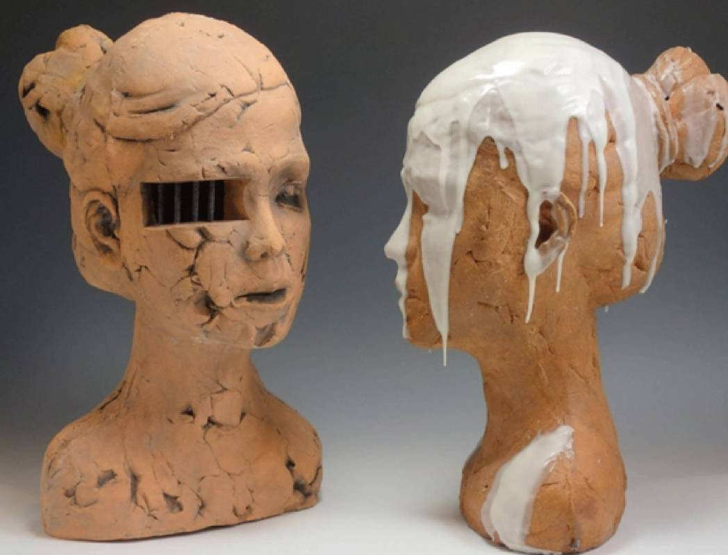 觀看與孤獨 龔秀真陶瓷雕塑個展