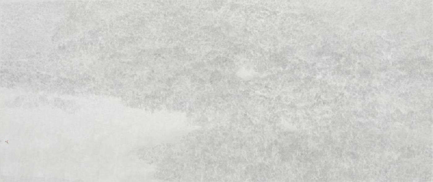 柯偉國Ke Wei Kuo, 心 湖 Heart Lake ,水墨紙本 Ink On Paper ,76x179cm ,2018